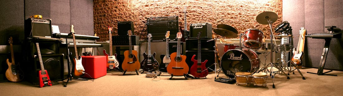 MusicAlley | A Blog About Instruments & Recording
