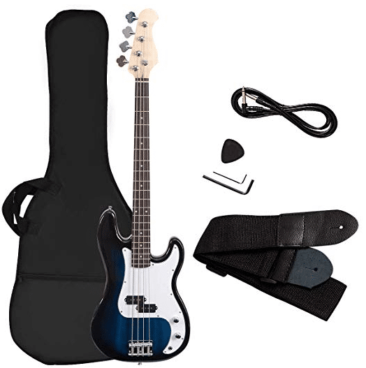 Goplus Electric Bass Guitar review