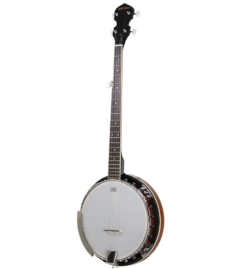Jameson Guitars 5-String Banjo review