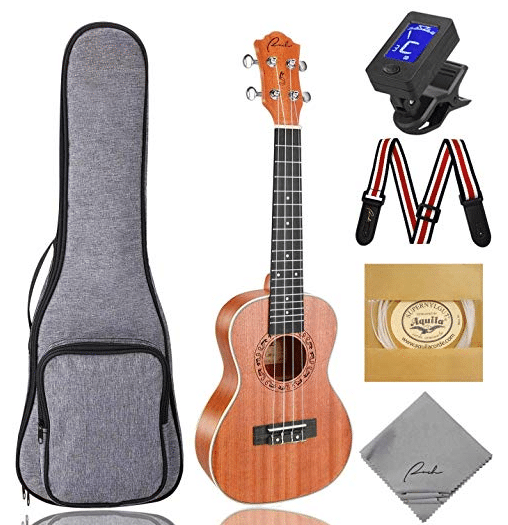 Ranch 23 inch Professional Wooden Ukulele review