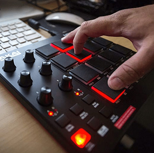 Akai Professional MPD218 review