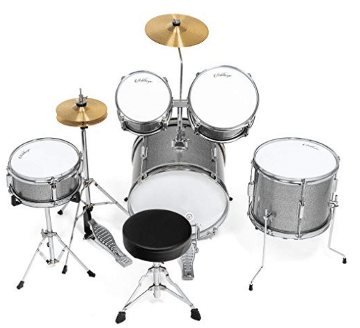 Ashthorpe 5-Piece Complete Kid's Junior Drum Set review