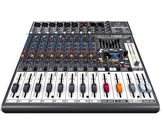 Behringer Xenyx X1222USB review