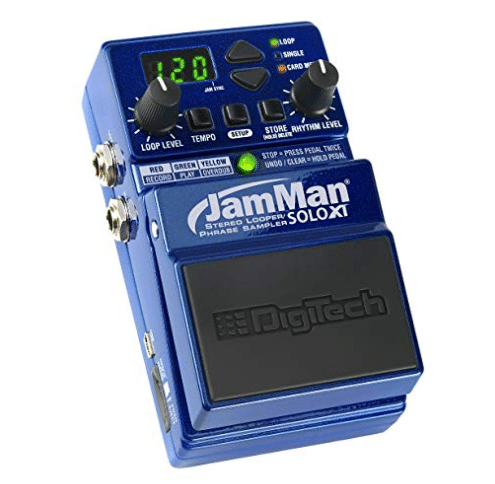 Digitech JMSXT Jamman Solo XT review