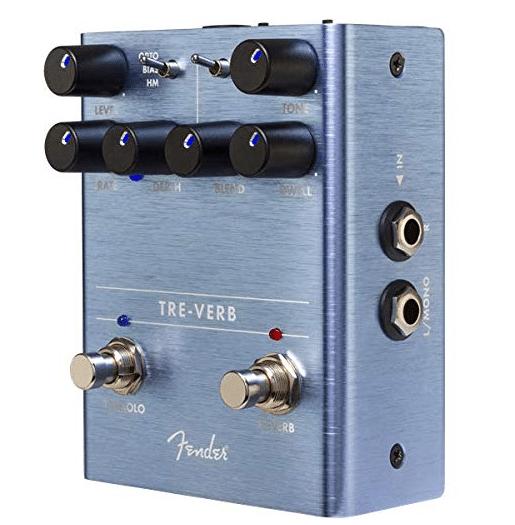 Fender Tre-Verb review