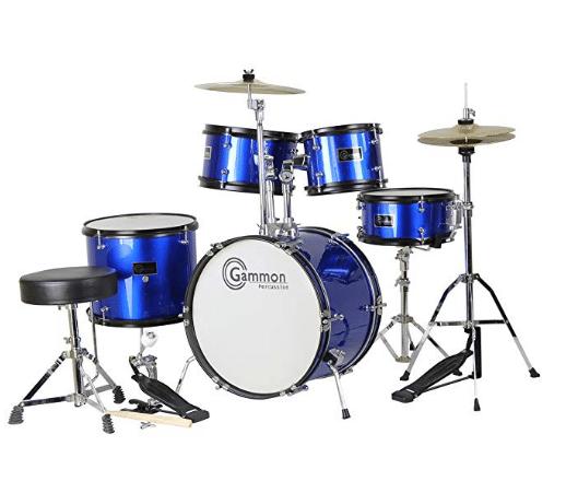 Gammon 5-Piece Junior Starter Drum Kit review
