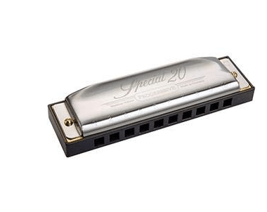 Hohner Special 20 review