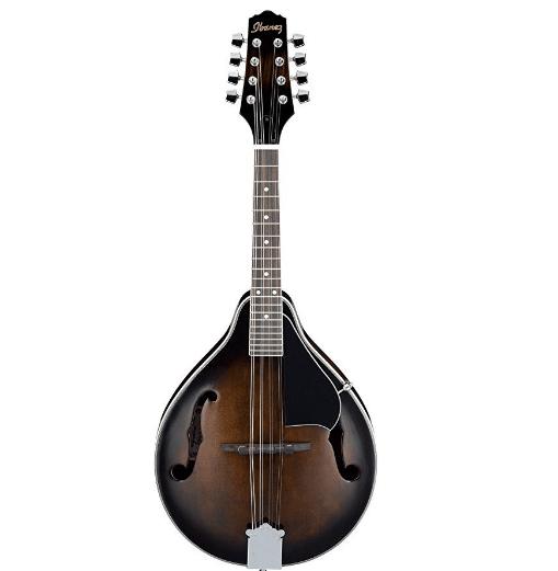Ibanez M510DVS Mandolin review