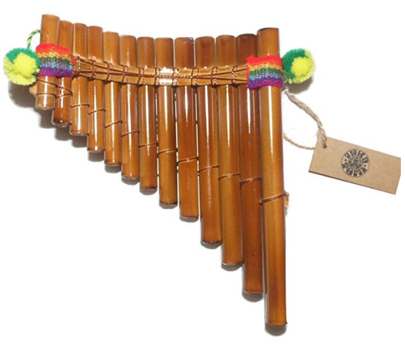 InkaTumi 13 Pipes Curved Pan Flute review
