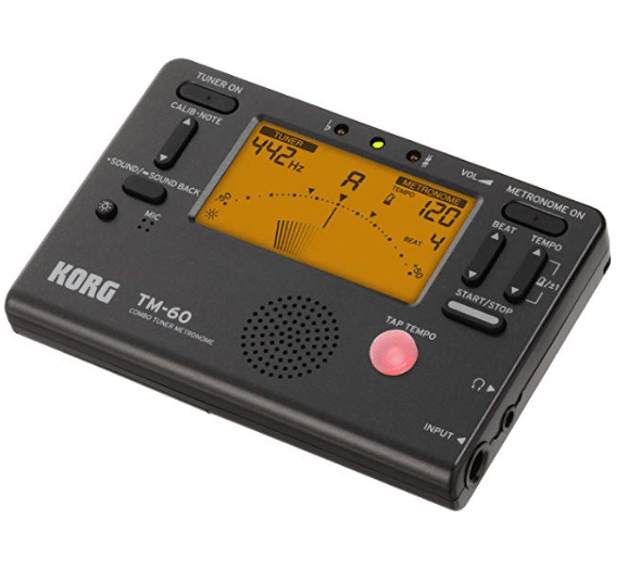 Korg TM60BK review