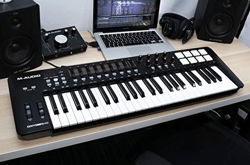 M-Audio Oxygen 49 MKIV review