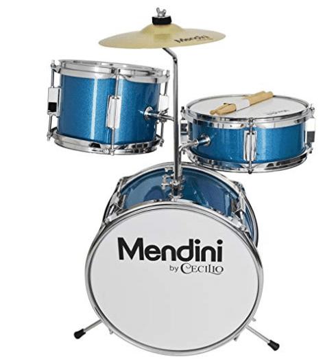 Mendini by Cecilio 13 inch 3-Piece Kids/Junior Drum Set review