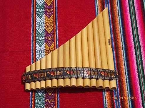 Peru Treasure 15 Pipes Pan Flute review