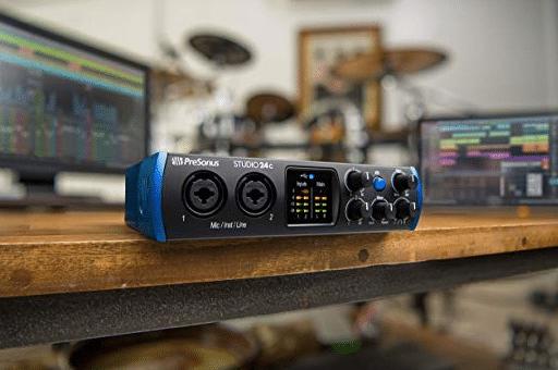 PreSonus Audio Interface review