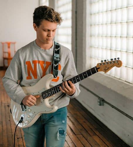 beginner electric guitar package reviews